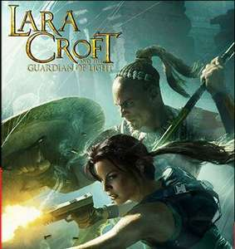 """Lara Croft and the Guardian of Light + Lara Croft and the Temple of Osiris"" (PC) gratis auf Steam über Twitter Account aktivieren."