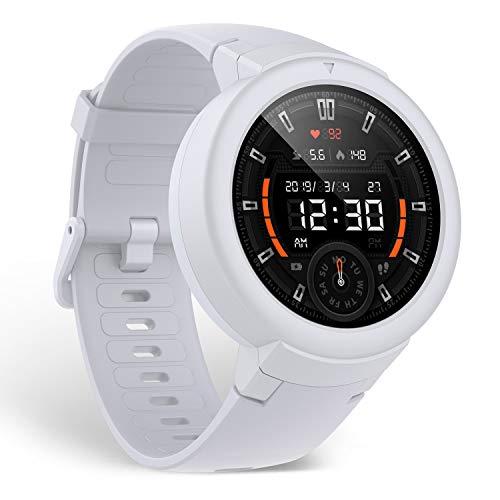 Amazfit Verge Lite, Smartwatch, weiß