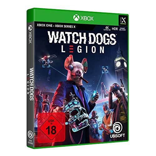 Watch Dogs: Legion - Standard Edition für Xbox One (Upgrade auf Series) + Playation 4 inklusive Upgrade auf PS5