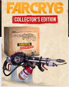 Far cry 6 Collectors Edition mit Flammenwerfer. Pc/xbox/PS