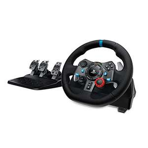 Logitech G29 Driving Force, USB (PS5/PS4/PS3)