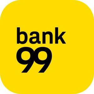 bank99 - 50% auf 3 Banktarife € 3,50 l 4,50 l 7,50 pro Monat + 1 Jahr Gratis Kontoführung