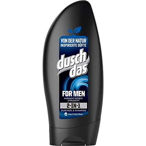 "6x Duschdas ""For Men 2 in 1"" Duschgel & Shampoo"