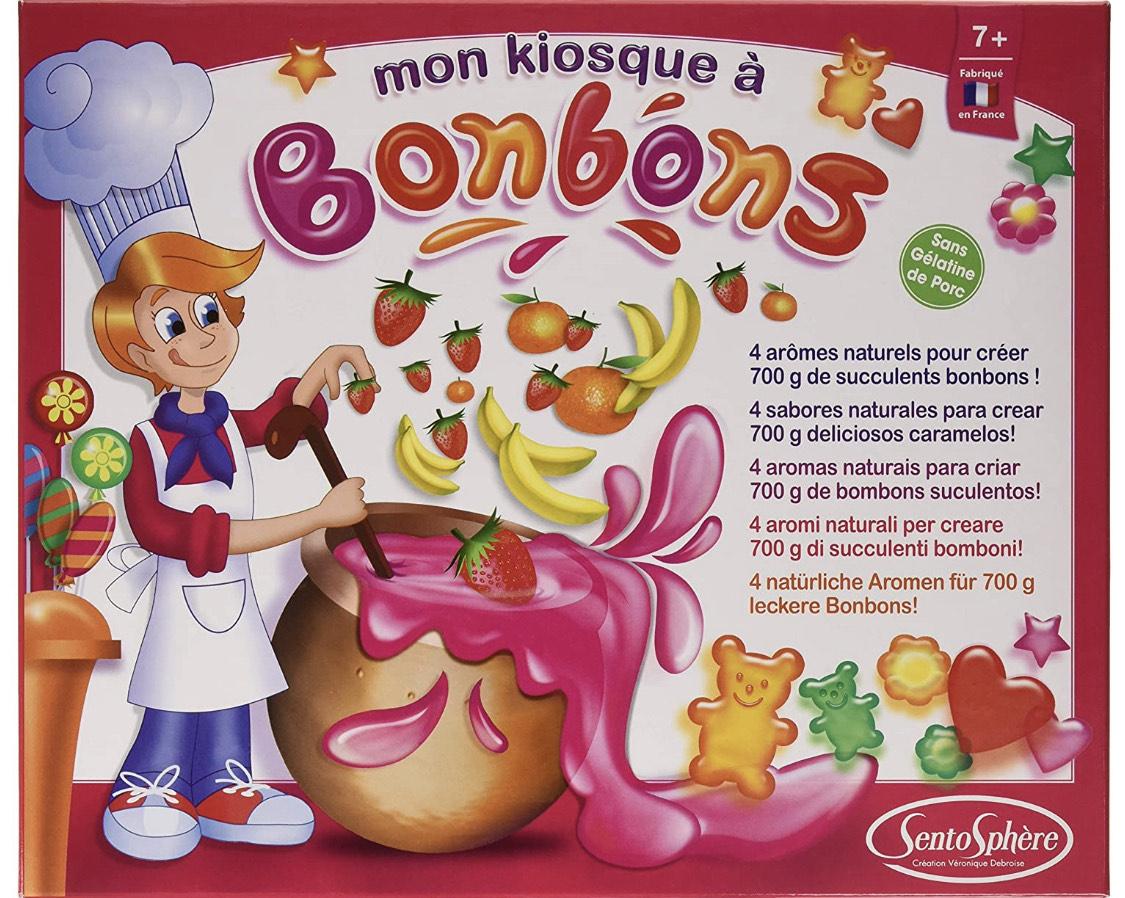 Sentosphère- Meine Süßigkeitenfabrik