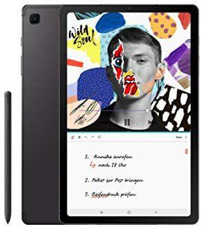 Samsung Galaxy Tab S6 Lite, inklusive S Pen, 64 GB/4 GB RAM, WiFi, schwarz