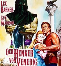 """""""Der Henker von Venedig"""" Mantel-und-Degen-Film mit Lex Barker, als Stream oder zum Herunterladen aus der ARD Mediathek"""