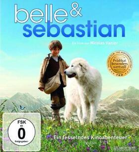 """""""Belle & Sebastian"""" (FSK 0) als Stream oder zum Herunterladen aus der 3Sat Mediathek"""