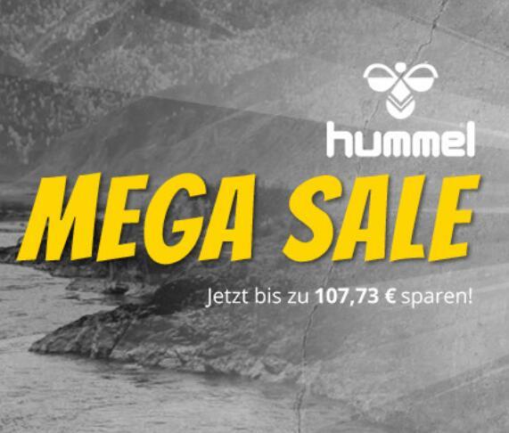 Sportspar: Hummel Mega Sale