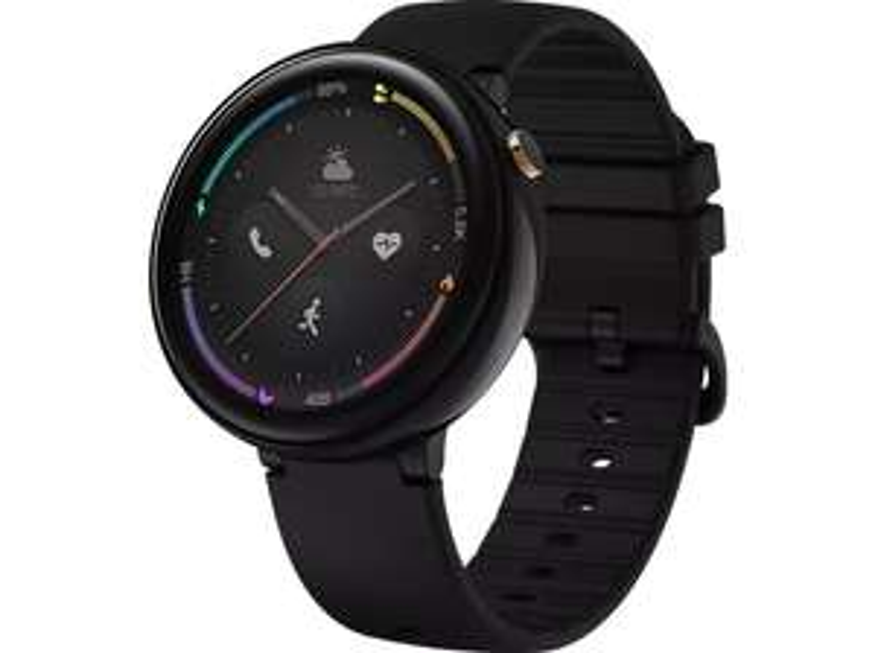 Amazfit Nexo Smartwatch, schwarz