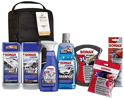SONAX XTREME Autopflege Set inkl. Tasche (8-teilig)