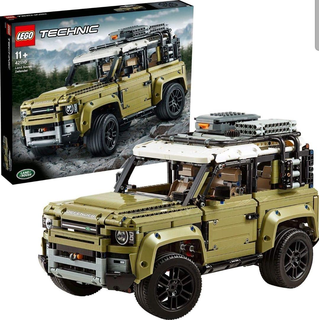 Lego Technic Landrover (42110)