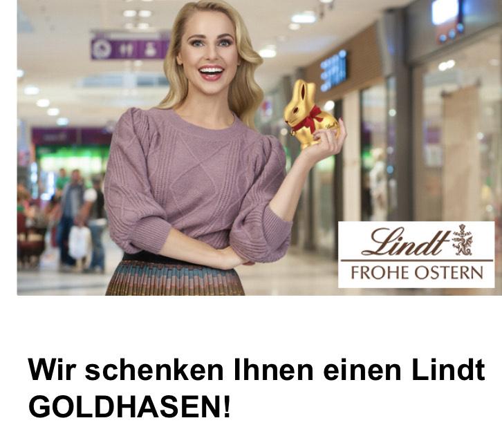 Lokal SC Seiersberg: kostenloser Lindt GOLDHASE (50g) für SCS-Friends
