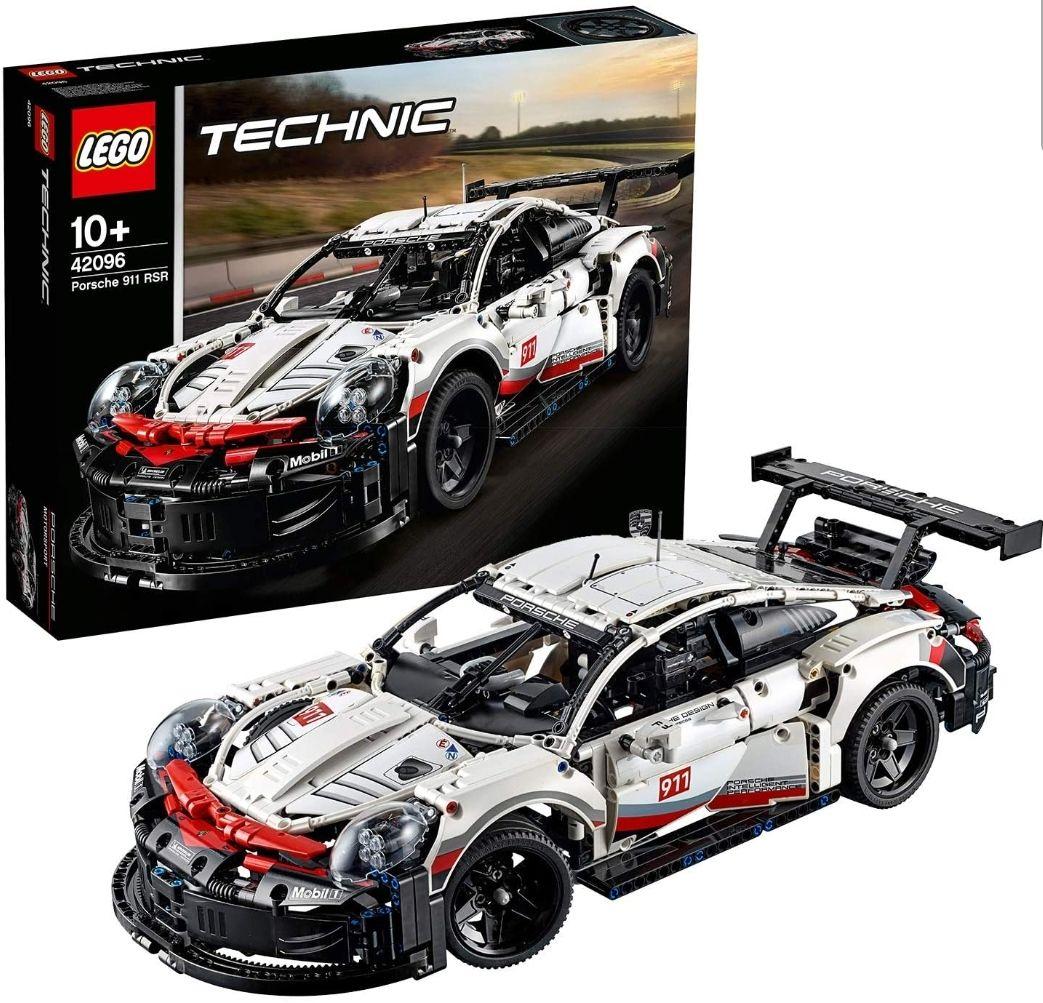 Lego Technic Porsche 911 (42096)