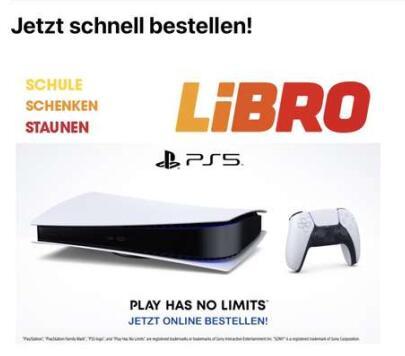 PS5 Libro Playstation 5