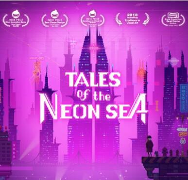 """""""Tales of The Neon Sea"""" (Windows PC) gratis im Epic Store ab 1.4. um 17 Uhr"""