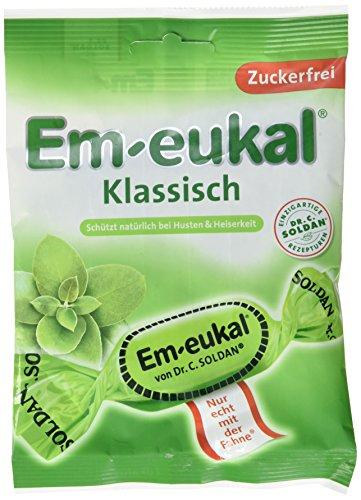 Em-eukal Klassisch zuckerfrei (4x 75 g)