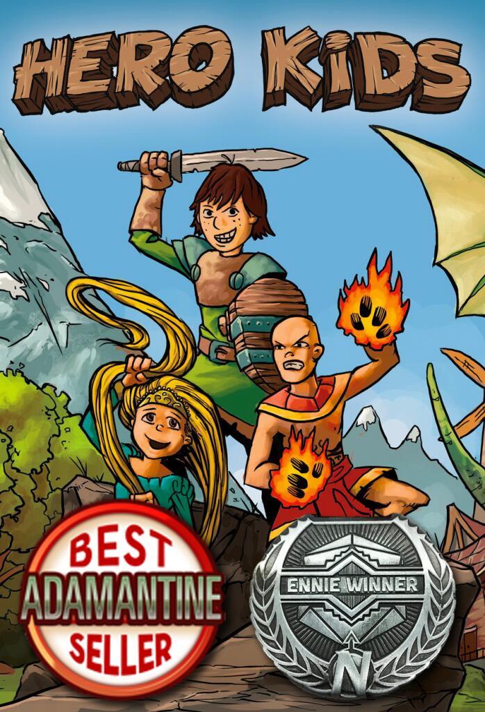 """Pen&Paper Spiel """"Hero Kids"""" (PDF Download) gratis von DriveThruRPG"""