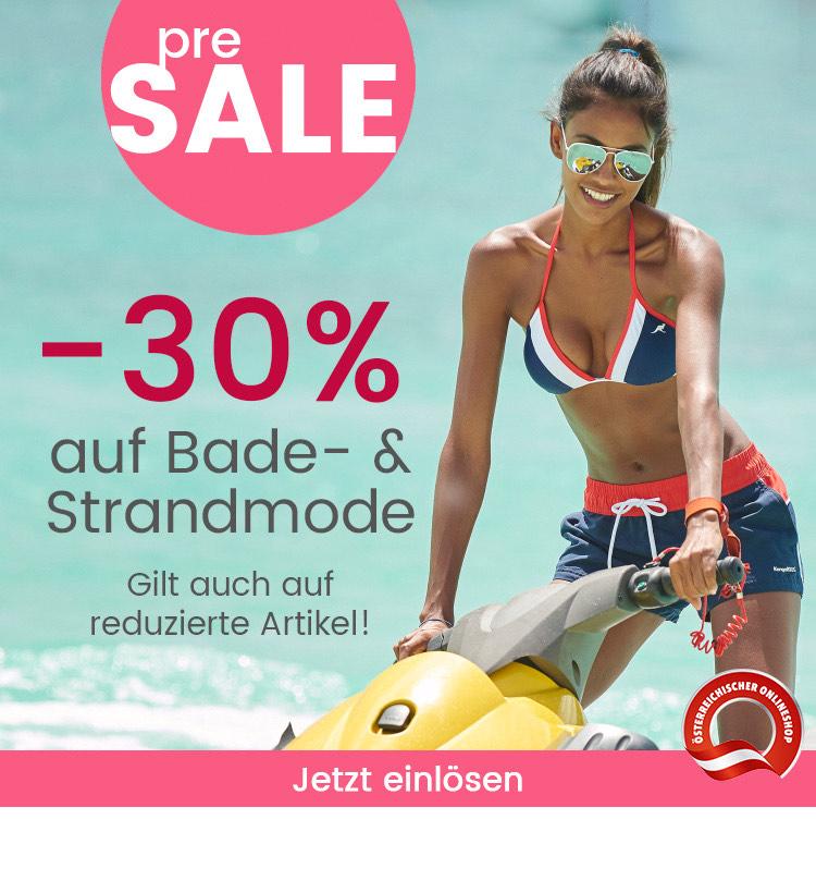 30% Rabatt auf Bade- & Strandmode inklusive Sale bei Universal
