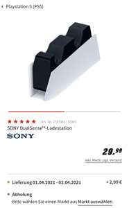 Sony Ps5 Dualsense ladestation