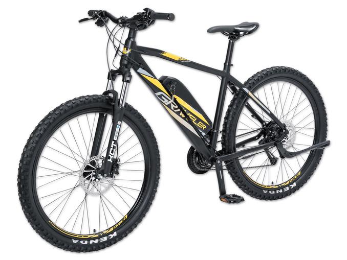 "[Lidl] PROPHETE® E-Mountainbike mit Hinterradmotor 27,5"" um 899€"