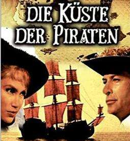 """""""Die Küste der Piraten"""" mit Lex Barker, gratis Stream oder zum Herunterladen aus der ARD Mediathek"""
