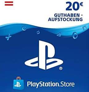 PlayStation Network Card, 20€