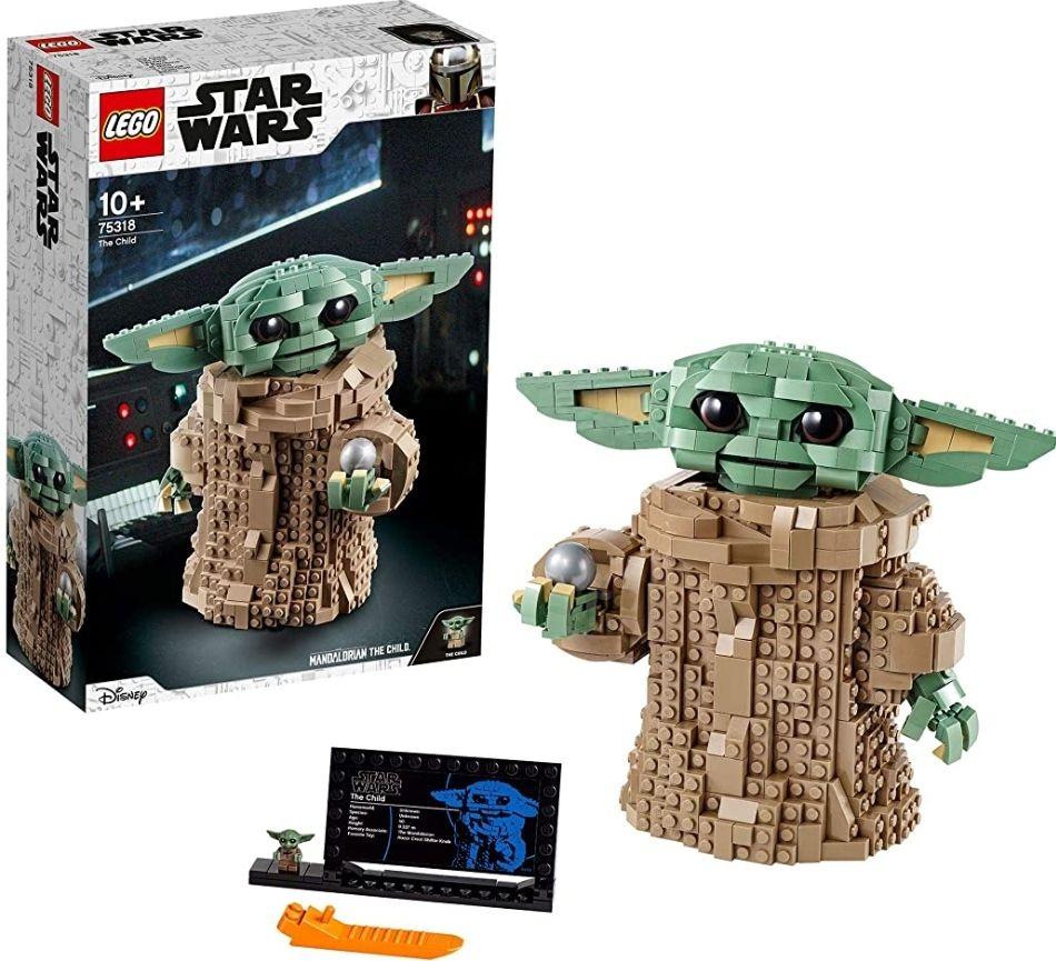 Lego Star Wars The Mandalorian - Das Kind (75318)