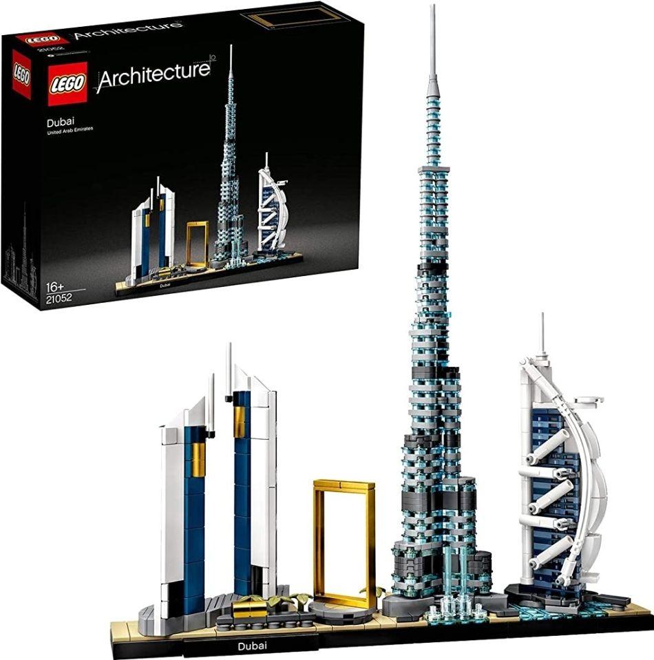 Lego Architecture Dubai Skyline (21052)