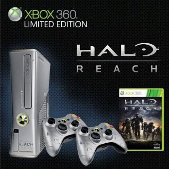 """Limitiertes """"Halo: Reach"""" Bundle für 279,99€ vorbestellen"""