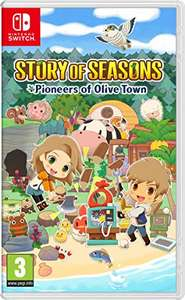 Story of Seasons: Pioneers of Olive Town [ Nintendo Switch]