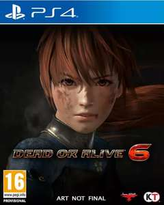 """Dead or Alive 6"" (PlayStation) zum Kampfpreis bei Media Markt"