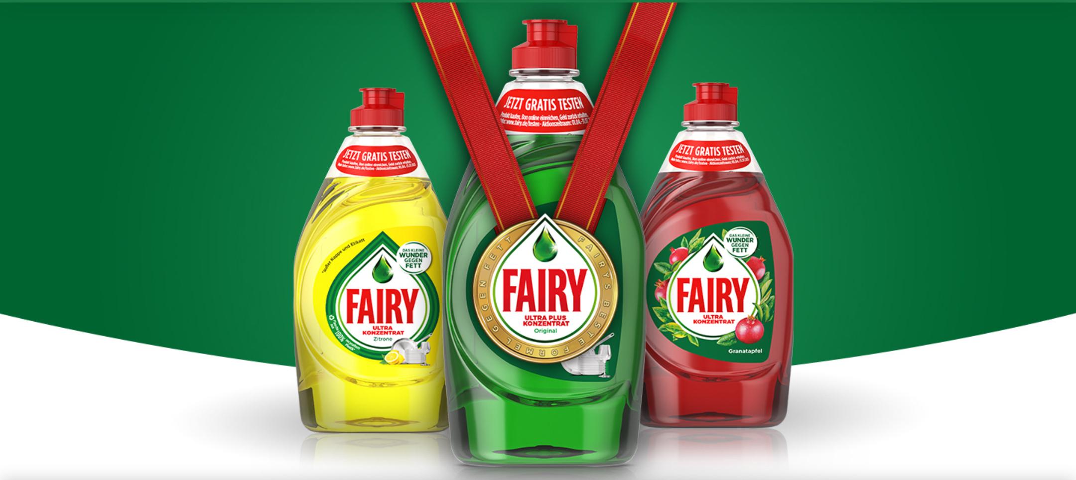 Fairy gratis testen