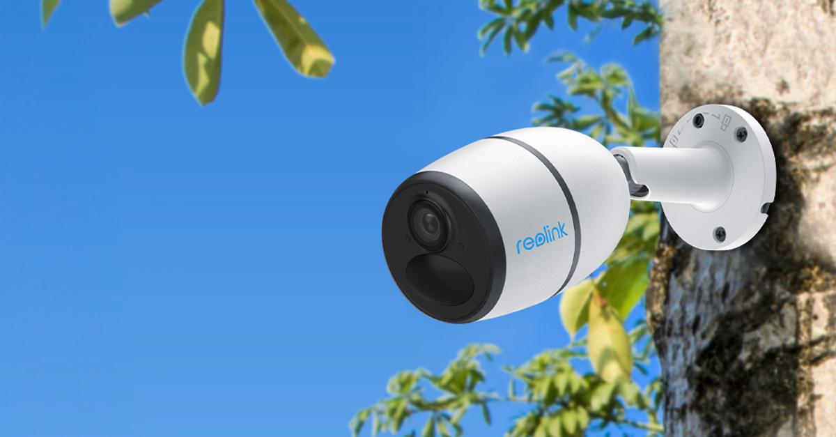Reolink Go - 4G/LTE Sicherheitskamera