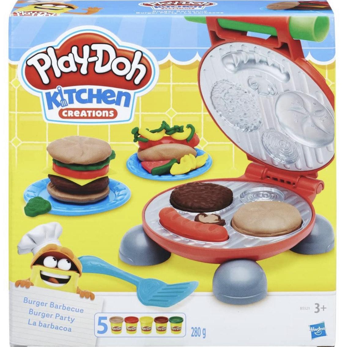 Hasbro Play-Doh Burger Party