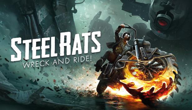 """""""Steel Rats"""" (Windows PC) gratis auf Steam"""