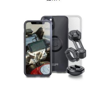 SP CONNECT Handyhalterungen für Fahrräder, Mopeds, Motorräder, Autos, Sport oder wo du das Kastl sonst noch montieren willst.