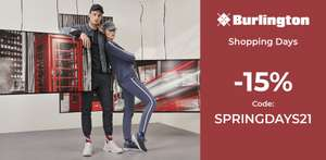 15% ab 49€ bei Burlington