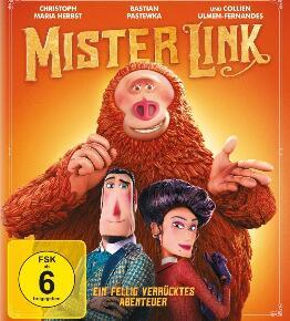"""3 Filme: """"Mister Link - Ein Fellig Verrücktes Abenteuer"""", """"Love is all you need"""" u. """"Mord im Orientexpress"""", als gratis Stream vom SRF"""