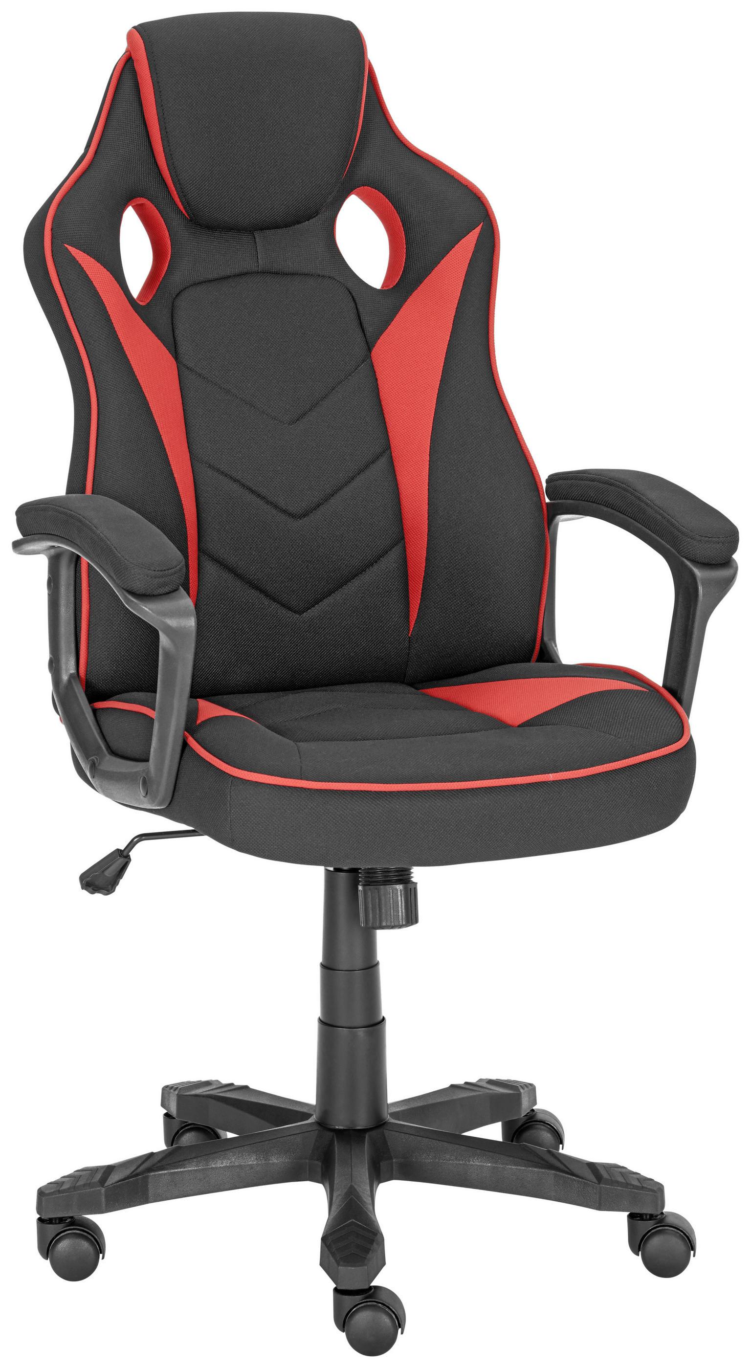 Xora Gamingstuhl (schwarz/rot)