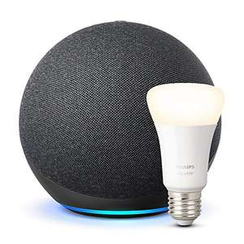 Amazon Echo (4. Gen) + Philips Hue White E27