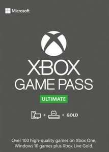 70 Tage (7Tage x 10) Xbox Game Pass Ultimate Mitgliedschaft
