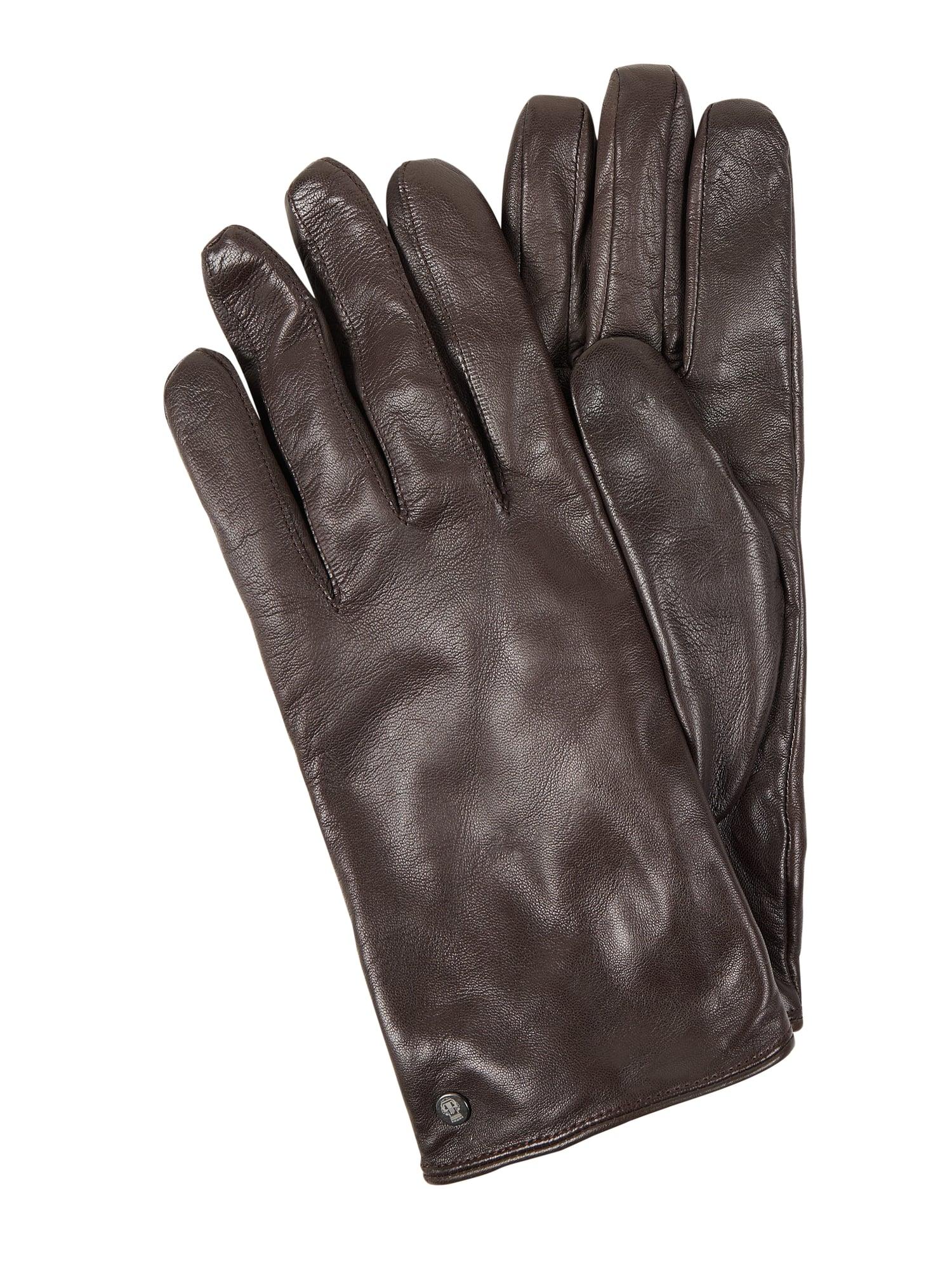"Roeckl ""Klassiker Fleece"" Leder-Handschuhe (braun oder schwarz) - Rabatt ab 49 €"