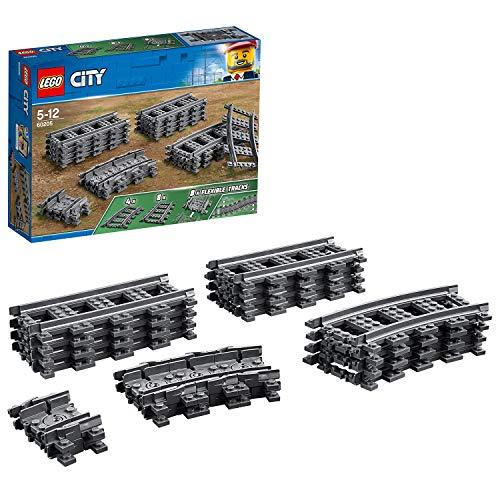 Lego City Schienen Erweiterung