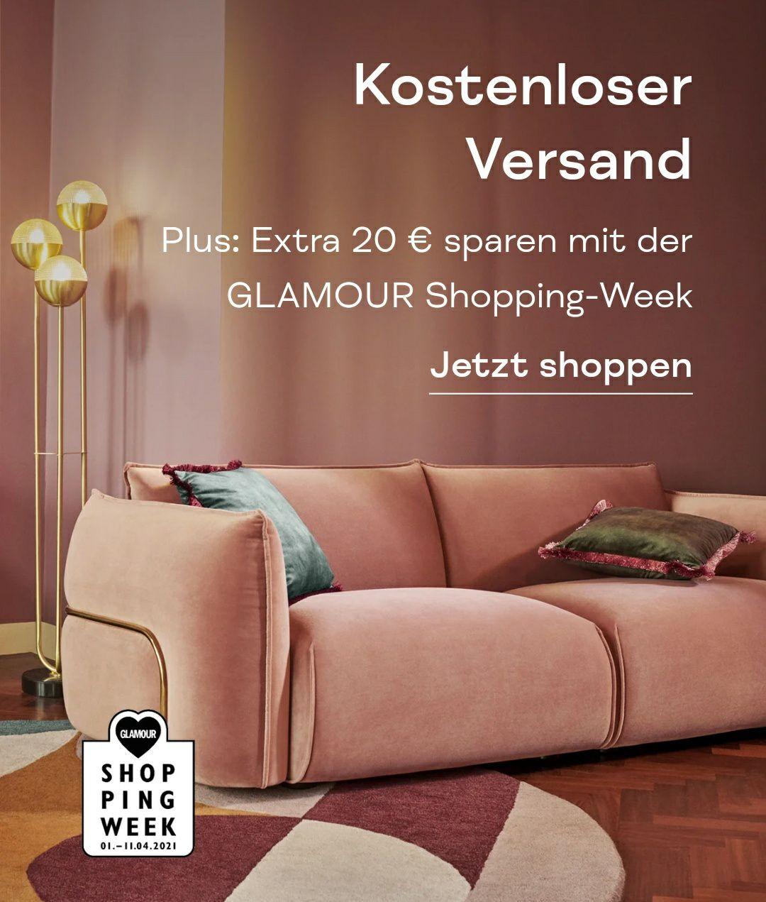 Kostenloser Versand (+ 20€ Rabatt) bei made.com