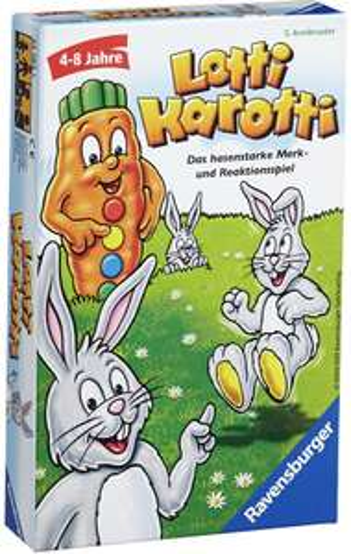Ravensburger Lotti Karotti Mitbringspiel