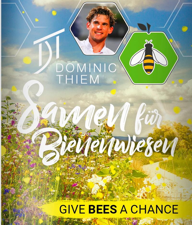 Gratis Samen für Bienenwiesen - Online bestellen und/oder in Graz abholen