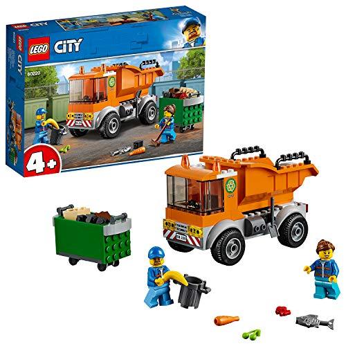 Lego City 60220 Müllabfuhr +4