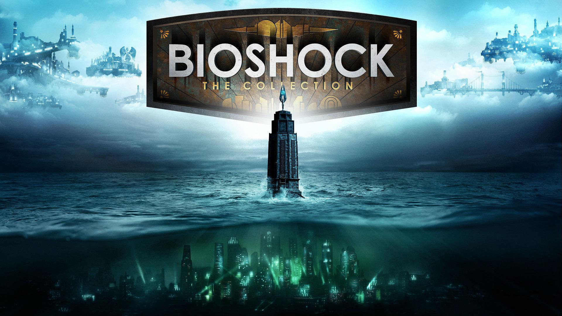 BioShock: The Collection für PlayStation zum Sparpreis