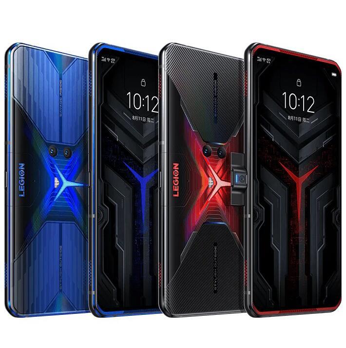 Legion Phone Duel - Gaming Smartphone, 256GB/12GB um 499€ oder 512GB/16GB um 599€