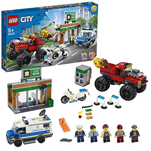 Lego City 60245 Raubüberfall mit Monstertruck